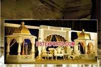 Wedding Jodha Akbar Stage Furniture