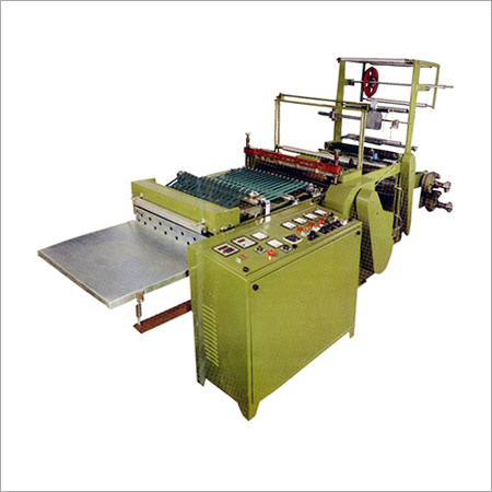 Side Sealing Cutting Machine