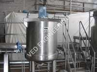 LOW & HIGH SHEAR MIXER