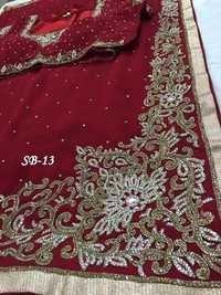 Heavy wedding sarees
