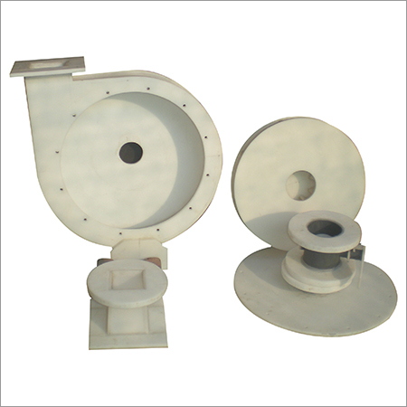 Fabricated PP Blower