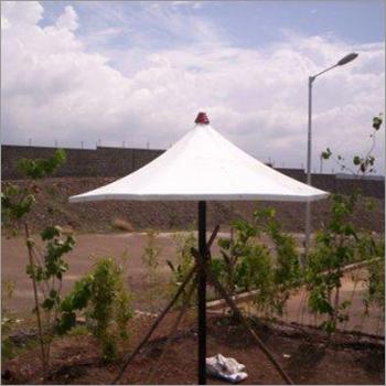 Fabricated Garden Umbrella