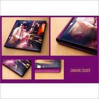 Canvas Cover Photo Albums