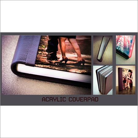 Acrylic Flush Mount Photo Albums