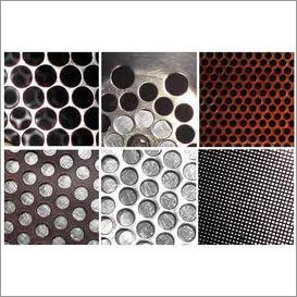 Perforated Sheet Mesh