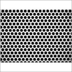 SS Round Perforated Sheet
