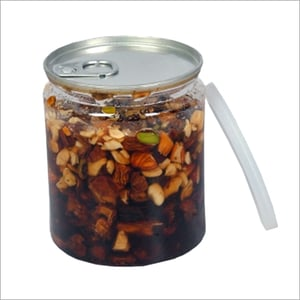 Dry Fruits Can With Honey
