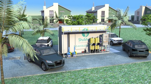 Sewage Treatment Plant for Individual Homes