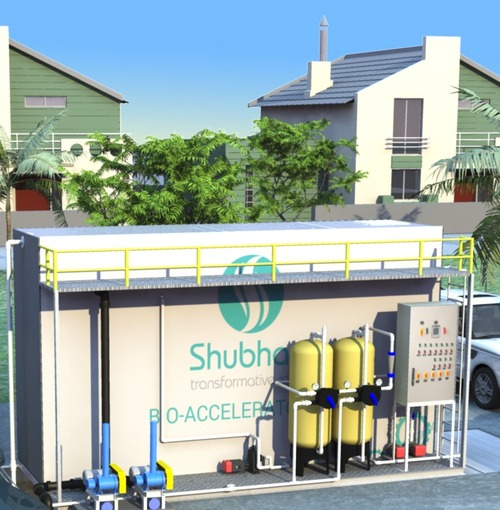 Sewage Treatment Plant for Residential Colony