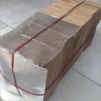 Laminated paper square