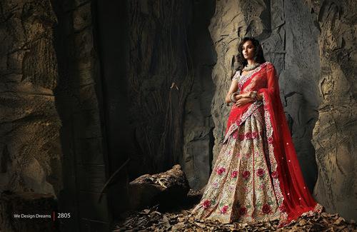 Beautiful Designer Wedding Lehenga Choli