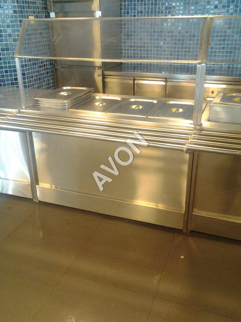 Food Warmer with Canopy