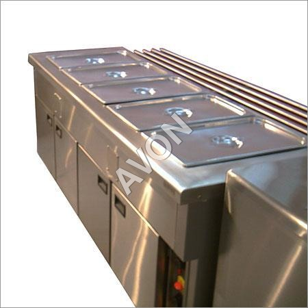 hot Bain Marie with Self Pick up