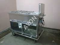 AV FTR1200-FW (HOT FOOD TROLLY)