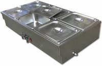 Hot Food Warmer Table top (30X18X12) 4Nos