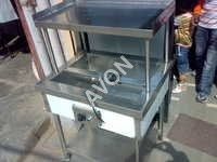 Hot Food Warmer With O.H.S