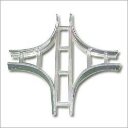 Horizontal Crosses Cable Tray