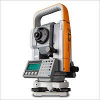 Reflectorless Total Station