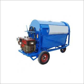 3 Wheel Rice Thresher