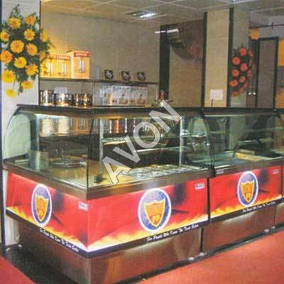 Hot & Cold Chaat Counter