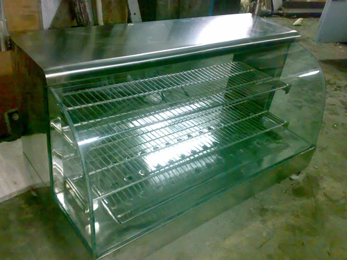 Display Cabinets Hot Table Tops