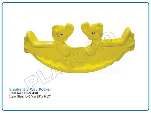 Elephant 3 Way Rocker