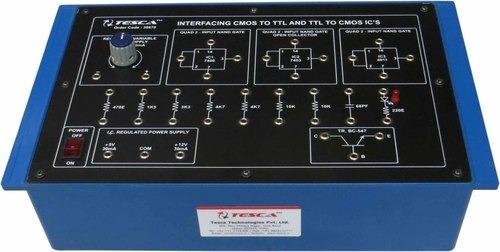 Interfacing Cmos To TTL & TTLTo Cmos ICa  s