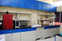 Biochemistry Lab Table