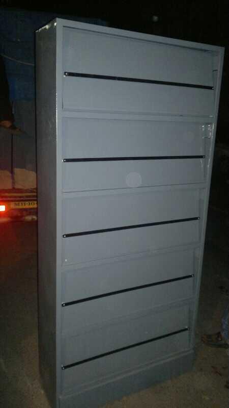 library display cum storage