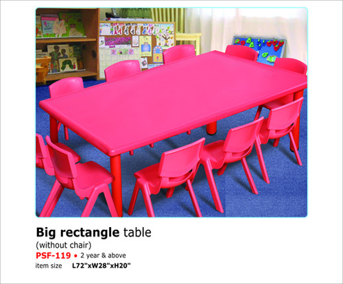Pre Primary Furniture