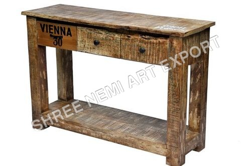 Wooden Coloured Furniture