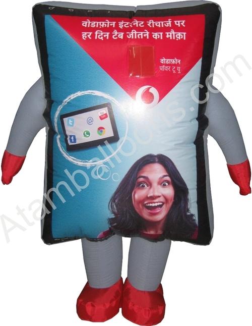 Inflatable Tablet Walking Balloon