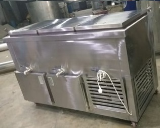 Hard top freezer(Stainless Steel)