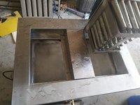 Refrigerated kulfi machine