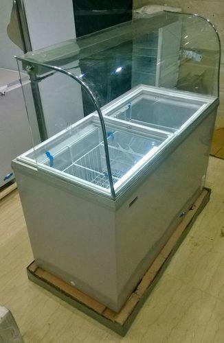 AV GL-900 (Curve Shaped Glass Canopy)