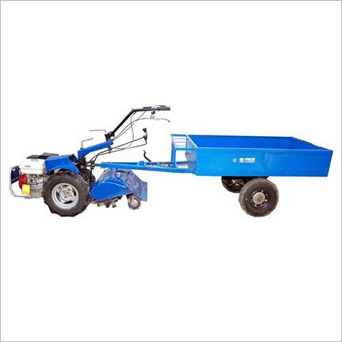 Power Weeder Trolley Attachment