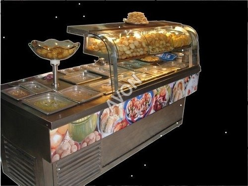 GOLGAPPA COUNTER (REFRIGERATED)