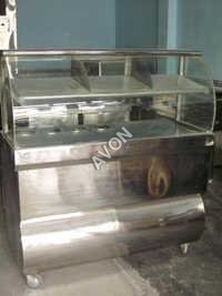 Round golgappa counter