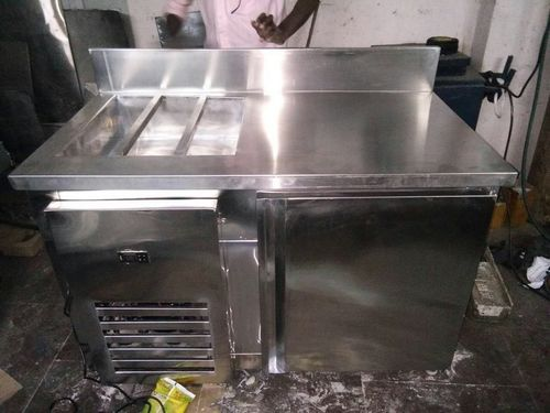 CHAAT COUNTER(KIOSK)