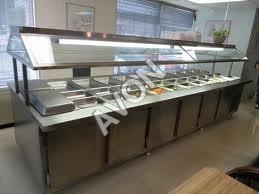 AV RBM-180027P (Refrigerated Salad Bar)