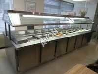 SALAD BAR BUFFET (REFRIGERATED)