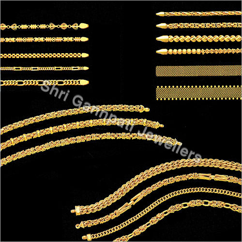 Gents Gold Bracelets