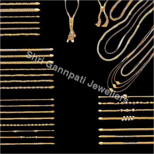 Elegent Gold Chains