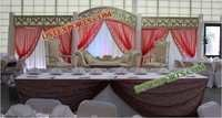 Asian Wedding Rich Look Stage Set
