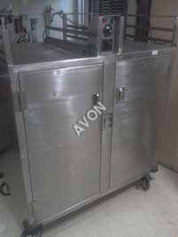 AV FTR-ALM1200 (Vertical Hot Food Trolley Commercial)