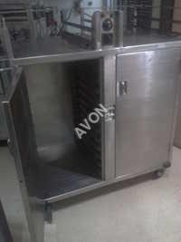 AV FTR-ALM (Vertical Hot Food Trolley Commercial)