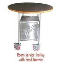 Room Service trolley with Food Warmer