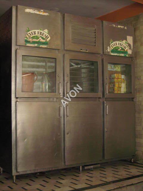 Vertical Refrigerators / Deep Freezers