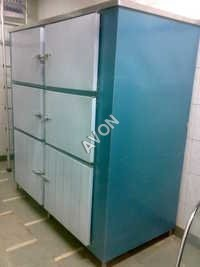 SIX DOOR DEEP FREEZER (Out door Unit)
