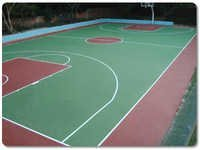 Synthetic Tennis Courts